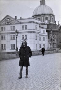 Jan Král v Praze / 80. léta
