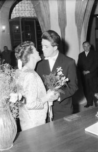 Libuše Šedinová - svatební fotografie