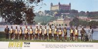 Cycling team Inter Bratislava in 1969