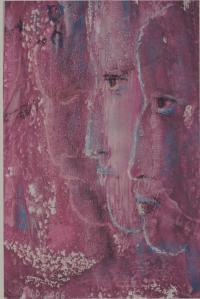 Selekce (malba z cyklu Nezapomenu, 2006)