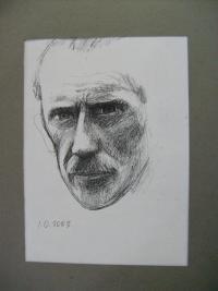 Portrét otce