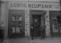 Obchod Ehrenfeldovcov v Rožňave
