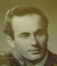 Manžel Fotis Bulguris