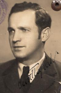 Jan Tlapák, father