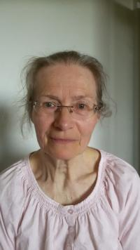 dcera Milada Nedvědová 2017