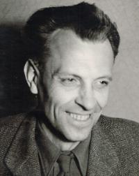 Alois Tomášek - otec Věry Vohlídalové