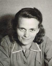 Matka Věry Vohlídalové