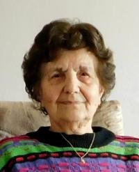 Anna Lišková (Ringová) v roce 2017