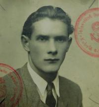 Manžel Josef Liška