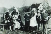 Masopust v Kobylé nad Vidnavkou