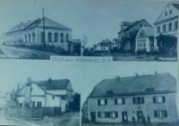 Rodná obec pamětnice Wehowitze