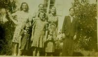Sourozenci Ringovi ve Vlčicích po válce