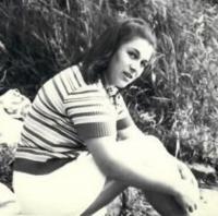 Daniela Cincibusová v mládí