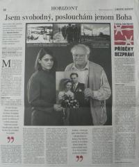 Lidové noviny 6.11.2013