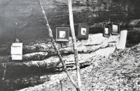 Authorial exhibition II., Meanders of the Robeč Stream in the Valley Peklo near Česká Lípa, 1980s