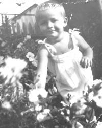 Childhood, Jaroslava Struková