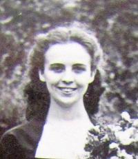 Jaroslava Struková, 1950s