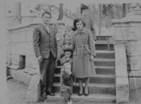 Rodina Cyrila Ďuricu