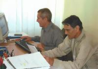 Eštočák Maximilán - at district office