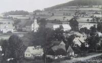 Vilémovice v roce 1960