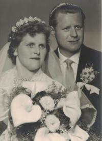 Manželé Bartschovi