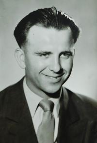 Konstantin Karger v polovině padesátých let