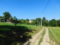 Samota Na horách (Olšanská hora), kde se nějakou dobu ukrýval bratranec Alois Karger