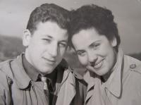Se svou první láskou (1957)