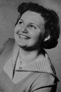 Květoslava Blahutová / 1952