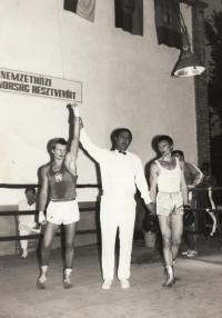 1975, vítěz turnaje Balaton