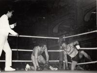 1981, ligové utkání