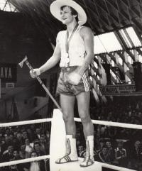 1976, vítěz Momoriálu V. Procházky
