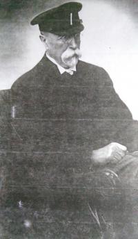 Tomáš Garrigue Masaryk - fotografie pamětnice
