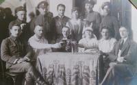 Otec Libuše Lacinové (Čejka)