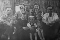 Polskoukrajinská rodina Olchovičova z Koryt na Volyni