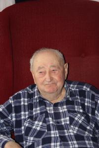 99 year-old Josef Lesný