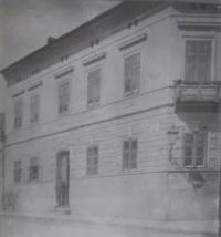 home of Frantisek Fabry in Banska Bystrica