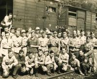 Zpravodajská brigáda z doby Pražského povstání 1945