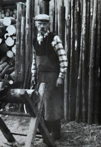 Adolf Bannert / děda Josefa Bannerta / 60. léta
