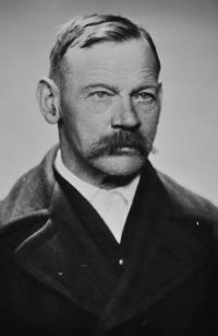 Adolf Bannert / děda Josefa Bannerta / po válce