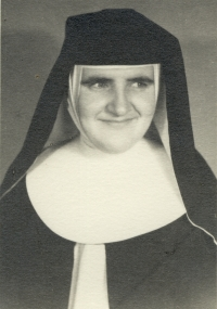 Sister Slavomíra in Svoboda nad Úpou