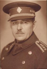 Dědeček Voborník 1932