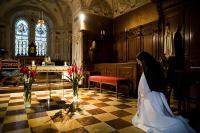 Dominika v kapli sv. Václava v katedrále sv. Víta v Praze
