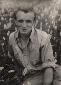 Láďa Barabáš 1947 - zamilovala jsem se