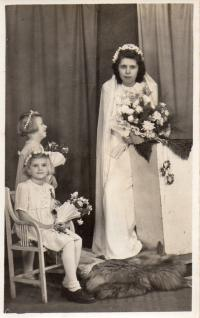 Svatební foto 1948-2