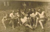 Karlsfeld, oblast Mnichova, tábor 1944, totálně nasazení