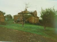 Dům Hajných v Českých Dorohostajích v roce 1975