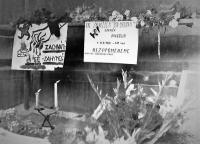 Snímek z Liberce po srpnové okupaci v roce 1968 č. 3