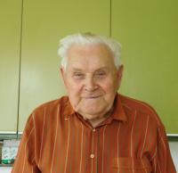 Alois Gruz v roce 2017