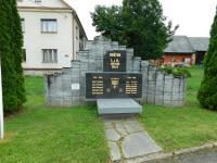 Pomník obětem světových válek ve Zborově